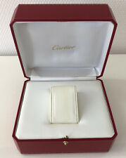 Cartier Uhrenkasten, Uhrenbox