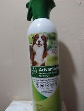 New listing Advantage® Advantage® Flea & Tick Treatsment Dog Spray 15 Oz