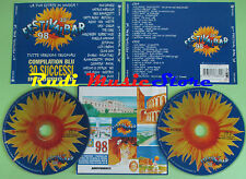 CD FESTIVALBAR 98 compilation 1998 PINO DANIELE NEK ALEX BARONI (C16) no mc lp