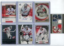 2005-06  Jimmy Howard  7 Rookie Cards Lot  RC Auto Jersey /#  05-06  LOOK !