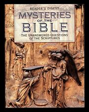 Reader's Digest: Mysteries of the Bible  NEW  Unanswered Questions of Scriptures