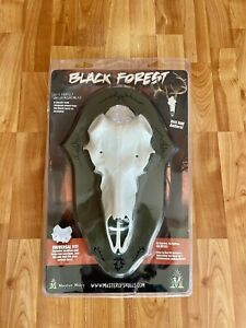 Mountain Mike's Reproductions Black Forest Antler Mounting Kit Plaque