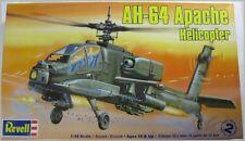 Revell 5443 escala 1:48th AH-64 APACHE ATAQUE HELICÓPTERO