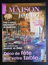 """""""Votre maison votre jardin"""" n°354 décembre 2006 janvier 2007"""
