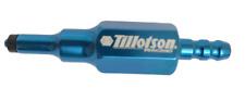 IAME Kart Carburador Tillotson reductor para bomba de control (Probador de Pop)
