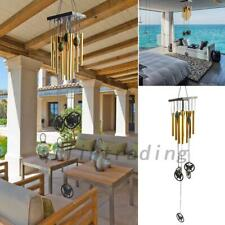 Large Wind Chimes Bells Copper Tubes Outdoor Yard Garden Home Decor Ornament AU