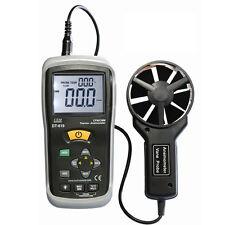 CEM DT-619 CFM/CMM Thermo-Anemometer Temperature Wind Speed Velocity