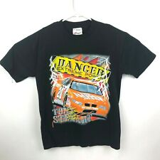 Vintage 1999 Tony Stewart NASCAR Racing Danger Extreme Power Home Depot T Shirt
