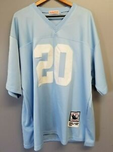 Mitchell & Ness 1994 BARRY SANDERS Throwback Jersey #20 Detroit Lions Size