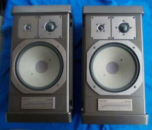 GRUNDIG BOX M1500 (M 1500) Hifi Boxen Vintage- funktionsfähig und gut erhalten !