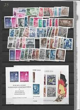 1955 MNH DDR year collection according to Michel, postfris**
