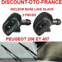 Peugeot 407 Gicleur Lave-Glace Pare-brise avant 6438AV - 2 pieces G+D