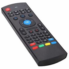 2.4G Wireless Remote Control Keyboard Air Mouse for MX-Q Smart TV BOX  XBMC X3X5