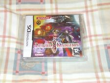 Lunar Knights New Factory Sealed Perfect Nntendo DS PAL UK