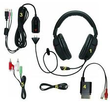 Mad Catz Tritton AX180 Universal Gaming Headset Headphone for Xbox 360 PS3 PC