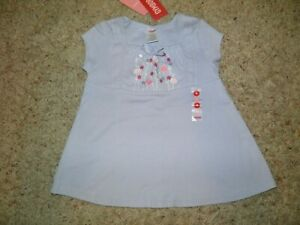 "GYMBOREE ""Love is in the Air"" Embroidered Swing Top Size 4~ New!"
