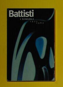 LUCIO BATTISTI. I SINGOLI 1971-1982. COFANETTO BOX 2 CD LIMITED EDITION NUMERATO