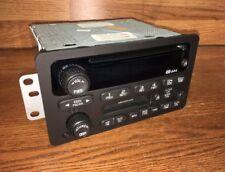 Unlocked 2001-2002 GMC Savana Chevy Express 02-03 S10 Cd Cassette Radio WARRANTY