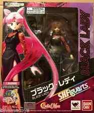 Sailor Moon Black Lady Bandai Tamashii Web Exclusive S.H Figuarts Action Figure