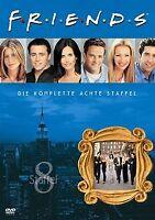 Friends - Die komplette achte Staffel (4 DVDs)   DVD   Zustand gut