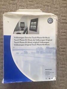 Volkswagen Genuine Touch Phone Kit Music