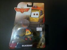 Planes 2 - Blackout Disney Pixar Mattel Figure