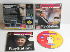 Premier Manager Ninety Nine für Playstation 1 / PS1