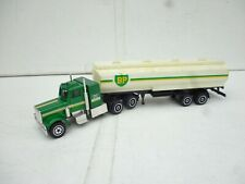 Hot Wheels  Italie American Series 1:43  Big Truck With BP TRAILER Selten Raro!!