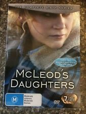 McLEOD'S DAUGHTERS COMPLETE SIXTH 6 SERIES DVD SEASON REGION 2 & 4