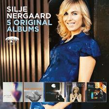 Silje Nergaard : 5 Original Albums CD (2018) ***NEW***