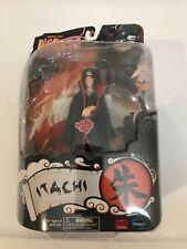 """Toynami Naruto 6"""" Itachi Original Box 2010 New/Unopened"""