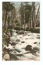 Db Postcard,Creek Scene in Ashland Grove,Ore.,Oregon