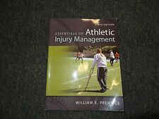 Essentials of Athletic Injury Management by Daniel Arnheim and William Prentice