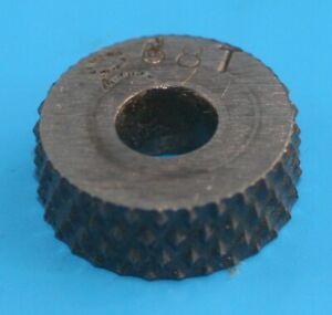 """28T 1/2"""" x 3/16"""" x 3/16"""" Diamond Knurl/Knurling Wheel (4)"""