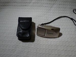 Olympus i Zoom 75 APS Film Camera & Case