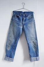 Vintage Levis 501 Red Line Selvedge jeans 31x33