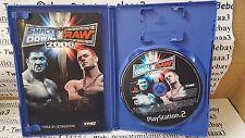 SMACK DOWN vs RAW 2006  - pal Sony Playstation 2 ps2 ITALIANO