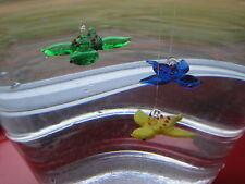 Floating Glass Sting RayThree Pack