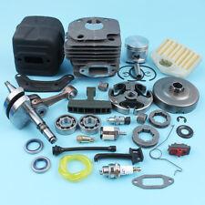 50MM MOTOR ENGINE REBUILD KIT FOR HUSQVARNA 372 365 371 362 PETROL CHAINSAW