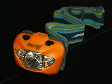 Cree LED Head Torch - Cycling, Camping, Fishing - SOS Mode - FREE Sports Glasses