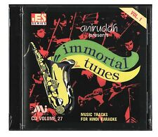 Aniruddh Presents Immortal Tunes Music Tracks For Hindi Karaoke LIMITED EDITION