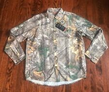 Under Armour Men's RealTree Xtra 1255090 Camo Chesapeake Large Shirt $80