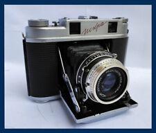 Iskra Industar-58 seltene faltbare Mittelformat Kamera Sowjetische UdSSR 1960