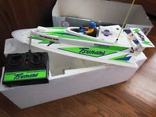 Radio Shack Remote Control - Tsunami Speed Boat