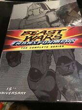 Transformers: Beast Wars - The Complete First Season (DVD, 2011, 4-Disc Set)