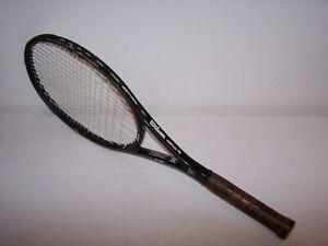 "Vintage Wilson Pro Staff Midplus  95 Tennis Racquet 4 3/8"" Grip GHU"