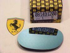 Ferrari California Exterior Rear View Mirror Glass_81491200_Left Side_NEW_OEM
