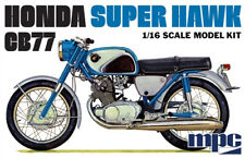 MPC 1/16 Honda Super Hawk Motorcycle Plastic Model Kit MPC898