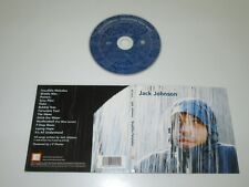JACK JOHNSON / Brushfire Fairytales (Enjoy 860 994-2) CD ALBUM DIGIPAK
