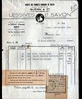 """DISSAY (86) USINE de PRODUITS CHIMIQUES , LESSIVES & SAVONS """"GUERIN & Cie"""" 1949"""